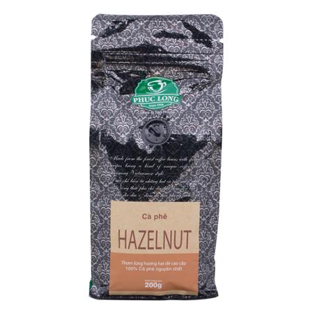 Cà phê Hazelnut