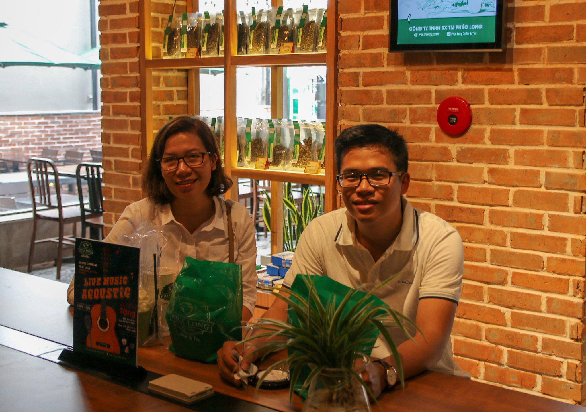 Mừng khai trương Phúc Long Nguyễn Văn Linh - Đà Nẵng