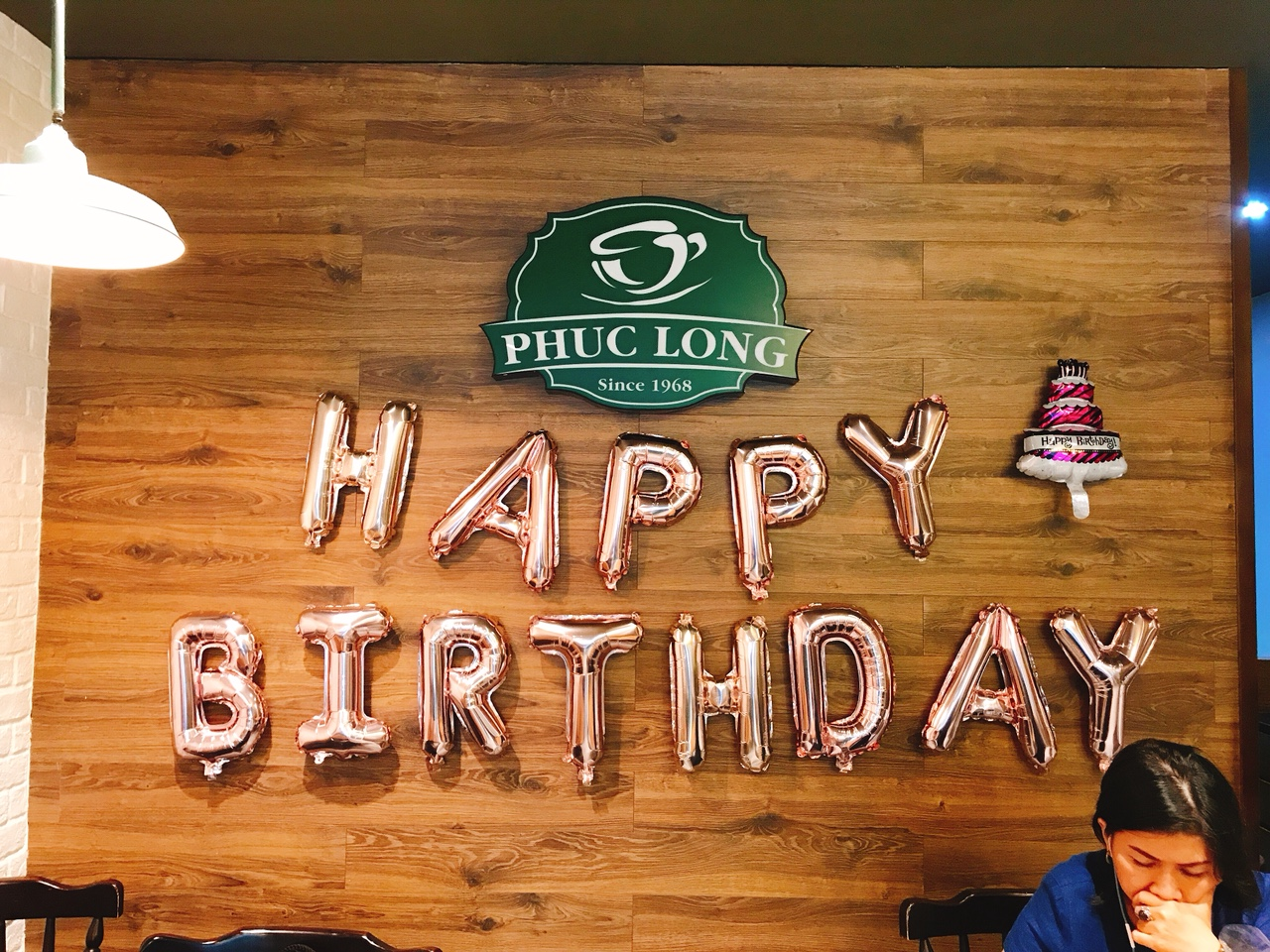 5th Happy birthday Phuc Long 29 Ngo Duc Ke